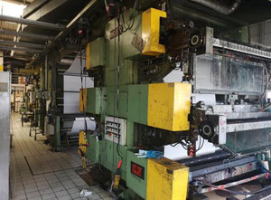 MAF ORION Flexo STACK Etikettiermaschine