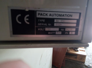 Pack Automation BA 350 P00519055