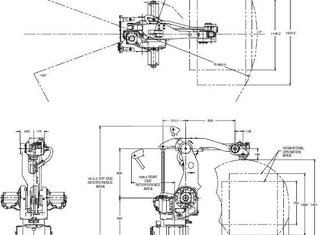 Fanuc M-420IA/40 P00519078
