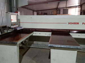 Scheer PA 4137 Panel saw