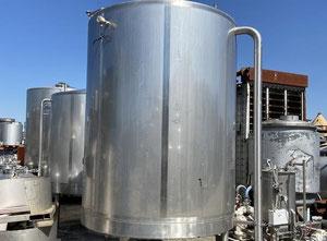 Prominox 10.000L TANK S/S 316L TYPE NUPE 10.000L Behalter