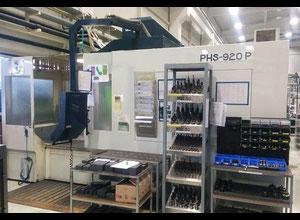 Centro de mecanizado 5 ejes Parpas PHS-920 P