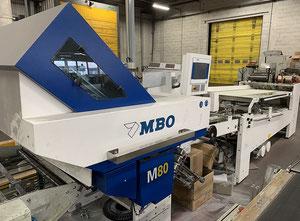 MBO M80 Falzmaschine