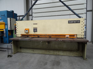 Safan HVS 31 16 hydraulic shear