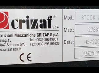 Crizaf 2P P00521017