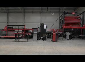 Machine combinée poinçonneuse-laser Amada EML 3610NT