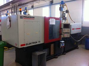 Ferromatik Milacron Elektron EE75-450 Eine elektrische Spritzgießmaschine