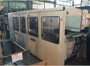 Illig RV 53 Thermoform - Rollenautomat