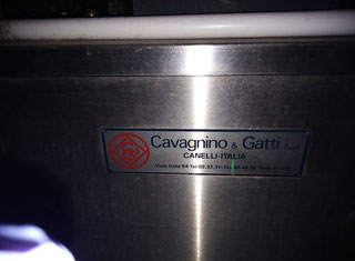 Cavagnino & Gatti CG84 P00521094