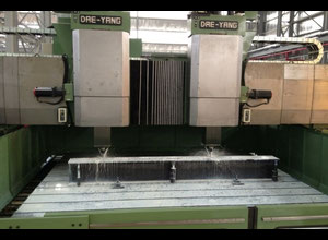 Perceuse multibroches, colonne, pilier Daeyang DMGD2-60/50CNC
