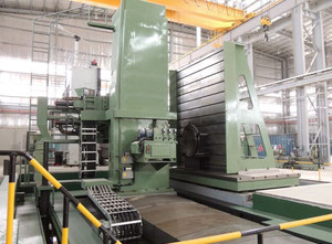 Daeyang DMBC2-1000CNC Bohrmaschine - Automatik- / CNC-Revorverbohrmaschine