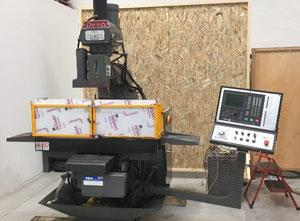 Delta T 30 CNC Fräsmaschine Vertikal