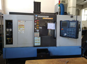 Doosan Puma 2000Y Drehmaschine CNC