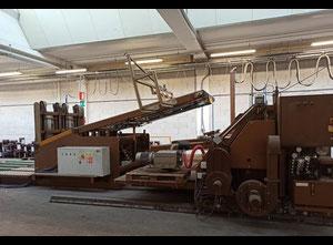 Stroj na pevnou vazbu Gandossi & Fossati 3600