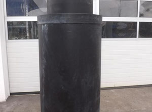 PE Chemical Storage 1200 L Tank