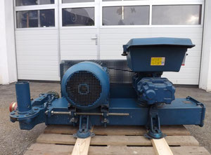 Aerzener 1000 GM VU 90° Dry screw compressor