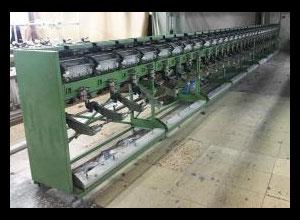 SSM MDF 400 Twisting machine