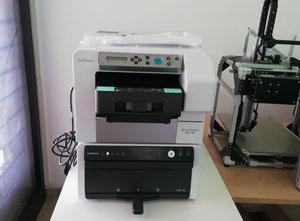Roland BT-12 Принтер для печати по текстилю