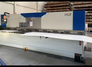 Nożyce gilotynowe hydrauliczne Rico HGR 6104