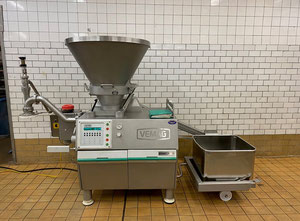 Vemag Robot DP 10 Vacuum filler with diafragma