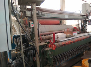 Slitter / rewinder 2.050 mm Rollenschneidmaschine
