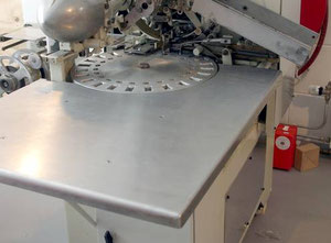 THEEGARTEN ISI Einzeldreh- oder Doppeldreh- Einschlagmaschine