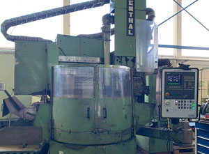 Jungenthal JU 12 F Karusselldrehmaschine CNC