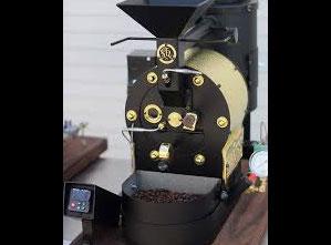 Macchina per la torrefazione del caffè Sanfranroaster SF1