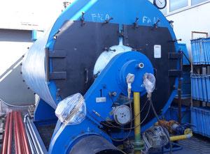 Endüstriyel kazan Luzi 2G60