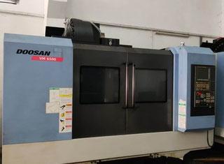 Doosan VM6500 P00526089