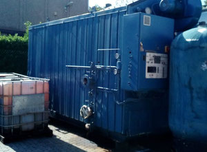 Bono OMP2000 Industrial boiler