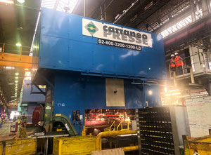 Metal Pres CATTANEO S2 800 3200 1200 LD