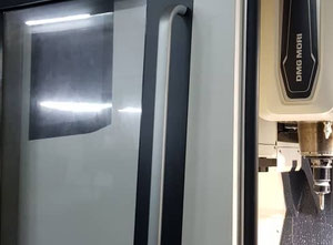 DMG MORI CMX600V cnc vertical milling machine