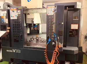 Centro di lavoro verticale MAKINO V33