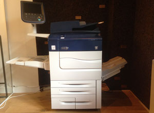 Xerox C60 Bianco Digitale (Colorz) Digital press