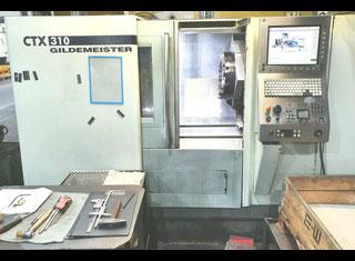 Gildemeister CTX 310 P00526220