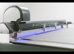 Normatex Bcn Gamacut 2020 Automated cutting machine