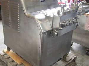 Cherry Burrell SS 2100 VBR Mischer für Flüssigkeiten