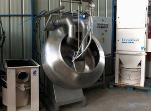 Dumoulin TVV 1200 Coating pan