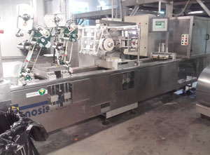 Tecnosistem Mix 4000 Thermoforming - Form, Fill and Seal Line