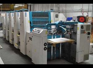 Polly Prestige 474H 4 Farben Offsetdruckmaschine