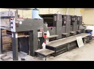 Heidelberg SM 74-4P3H 4 Farben Offsetdruckmaschine