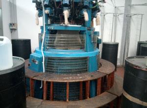 Yuvarlak örgü makinesi Orizio pl hp12