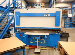 LVD PPBL 60 t x 2500 mm Press brake cnc/nc