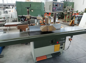 Used SCM T130N-LL ELETTRONICA Used spindle moulding machine