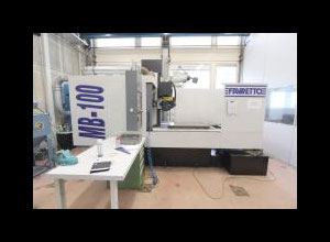 FAVRETTO MB 100 Surface grinding machine