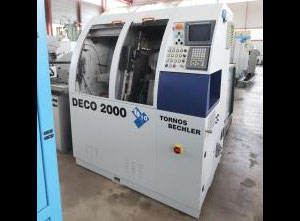 TORNOS DECO 2000 10 Multispindle automatic lathe