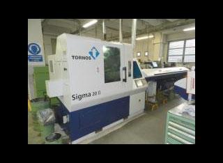Tornos DECO SIGMA 20 II P00528067