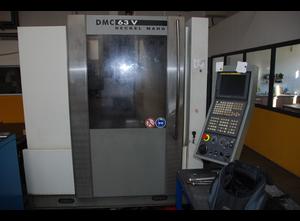 Dikey işleme merkezi Deckel Maho DMC 63 V