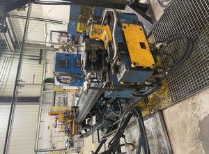 Ohýbačka profilů Tejero HR-50-CNC